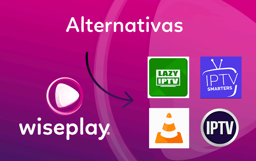 Alternativas a Wiseplay