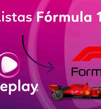 listas wiseplay formula 1